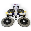 C5 Corvette Stingray Brake Package - AP Racing Front 4-Piston Big Brakes for factory Z06 Wheels
