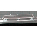 Corvette Hood - Stinger Hood Air Trim Package only : 2005-2013 C6 & Z06