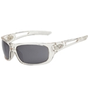 Corvette Full Frame Sunglasses - Crystal : C7 Logo