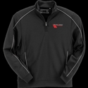 Corvette Grand Sport Jacket Men's Half Zip DryTec