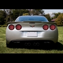 Corvette 2005-06 C6 Billet Tail Light Spears