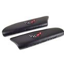 C5 Corvette Door Panel Armrest Cushions w/C5 Logo & Corvette Script : 1997-2004 C5, Z06