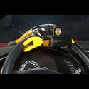 Corvette Steering Wheel Lock