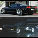 Corvette WCC Custom Drag Package