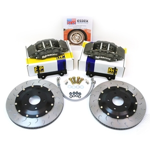 C5 Corvette Brake Package - AP Racing Front Big Brakes 6-Piston (Endurance)