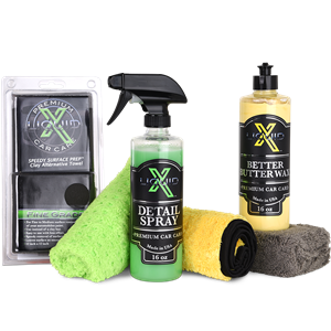 Liquid X Easier Than Ever Paint Rescue Kit