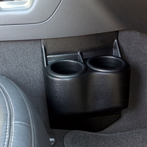 Corvette Travel Buddy Cup Holder